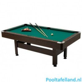 Garlando Pooltafel Virginia 7 Ft