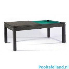 Heemskerk Pool- en Eettafel Centre Shot 6ft