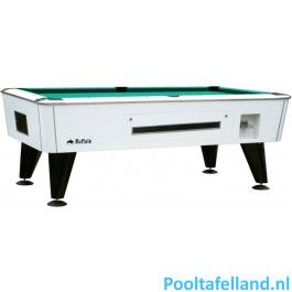 Buffalo Pooltafel White Knight 6 ft met muntproever