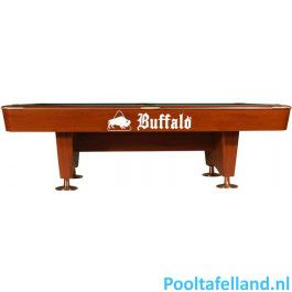 Buffalo Pooltafel Dominator 8 ft Bruin