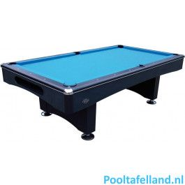 Buffalo Pooltafel Eliminator II 6 ft Zwart (pooltafel)