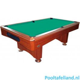 Buffalo Pooltafel Eliminator II 8 ft Bruin