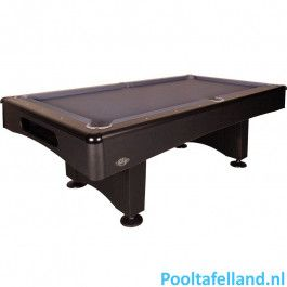 Buffalo Pooltafel Eliminator II 7ft Zwart/Grijs
