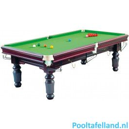Snookertafel Buffalo 8ft Mahonie
