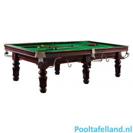 Snookertafel Buffalo 9ft Mahonie
