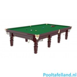 Snookertafel Buffalo 12ft Mahonie
