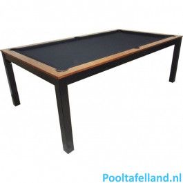 Lexor Pooltafel Dinner Walnut 6ft