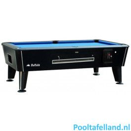 Buffalo Pooltafel Viking 6 ft met muntproever