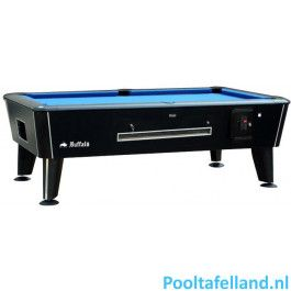 Buffalo Pooltafel Viking 8 ft met muntproever
