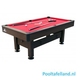 Cougar Pooltafel Topaz 6ft