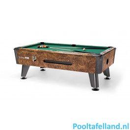 FAS Pooltafel Golden Walnoot 7ft