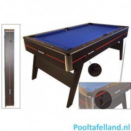 Pooltafel TopTable Magiq 6,5ft