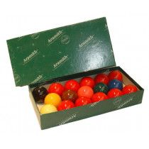 Aramith Snookerballen 48 mm.
