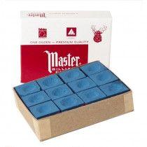 Master Biljartkrijt Blauw