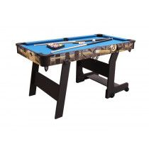 Buffalo Pooltafel Hustler Rookie 5 ft, Opklapbaar