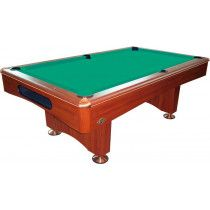Buffalo Pooltafel Eliminator II 8 ft Bruin