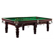 Snookertafel Buffalo 10ft Mahonie