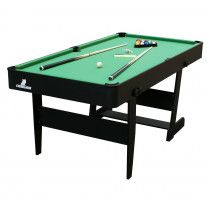 Cougar Pooltafel Hustle XL 6ft opklapbaar