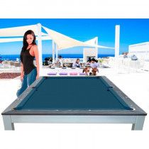 Lexor Pooltafel Dinner Ibiza Jeans 7ft