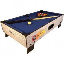 TopTable Pooltafel 8-ball topper 3ft