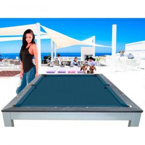 Lexor Pooltafel Dinner Ibiza Jeans 8ft