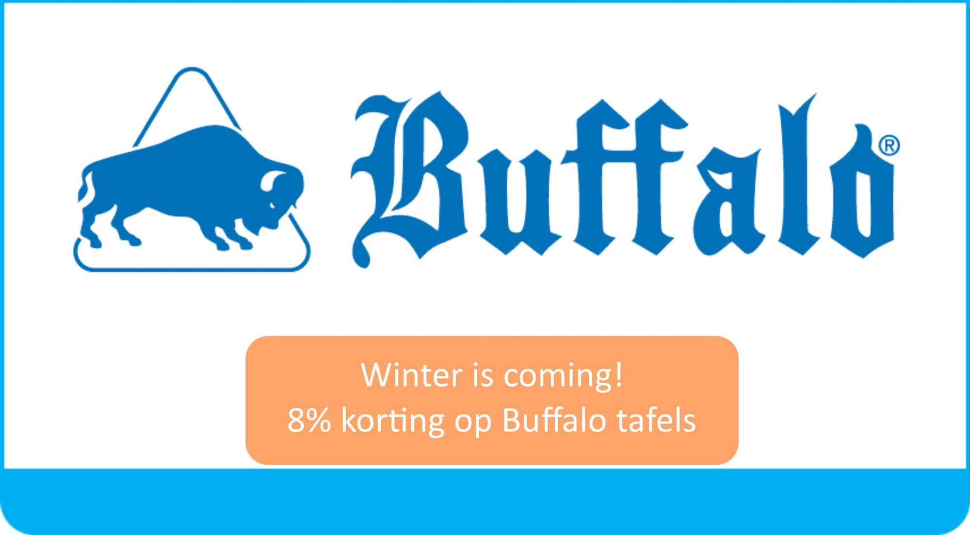 Buffalo actie