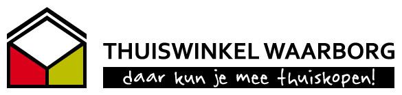 Thuiswinkel waarborg logo
